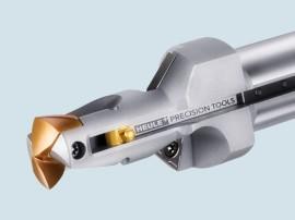 Utensile combinato per forare e sbavare Heule VEX-S e COFA
